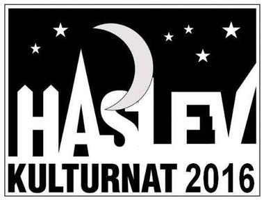 Logo: Haslev Kulturnat 2016