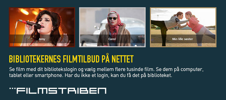 Banner: Filmstriben