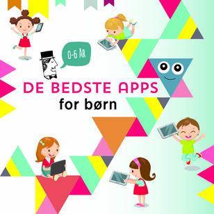 Forside af folderen De bedste apps til børn