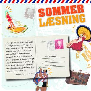 Emneliste med bøger egnet til læsning i løbet af sommeren