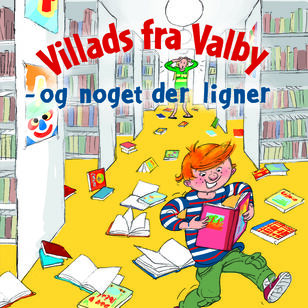Forside fra Villads fra Valby listen
