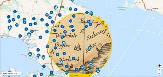 Skærmdump. HistoriskAtlas.dk