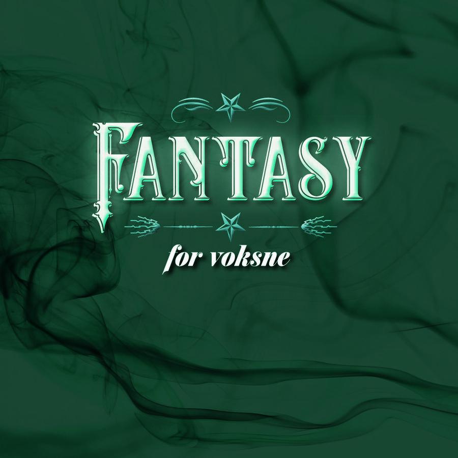 Emneliste med fantasy bøger for voksne