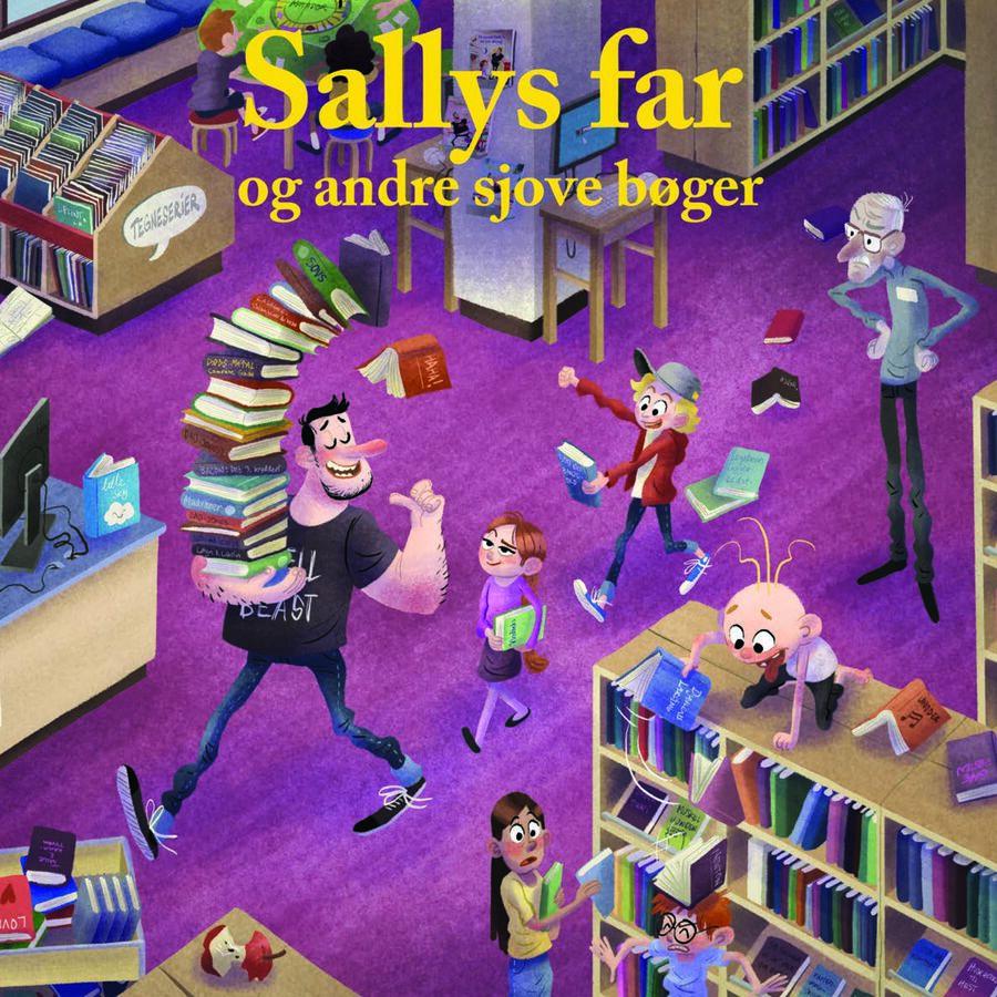 Sallys far og andre sjove bøger