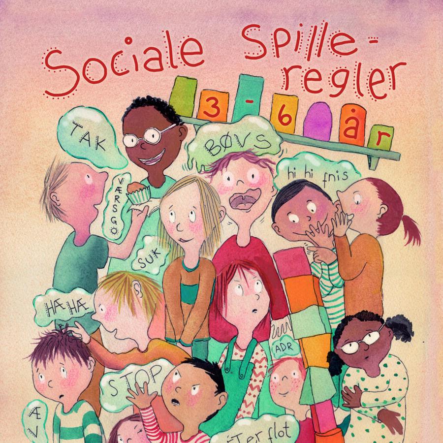 Sociale spilleregler 3-6-år