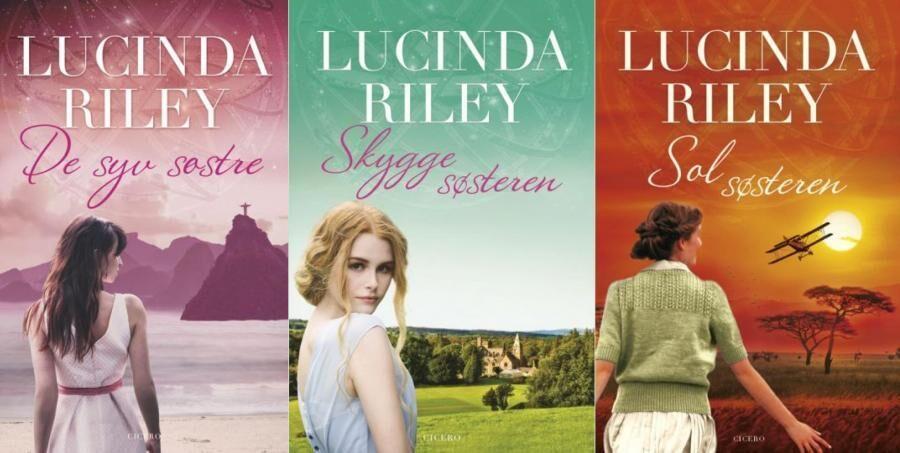 Lucinda Riley er gået bort
