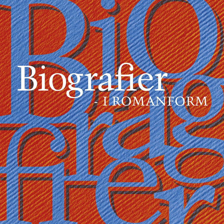 Forside: Biografier - i romanform