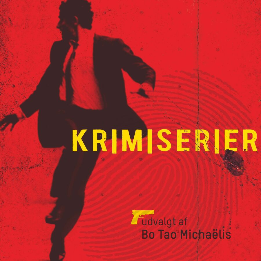 Pjece med krimiserier udarbejdet af Bo Tao Michaëlis