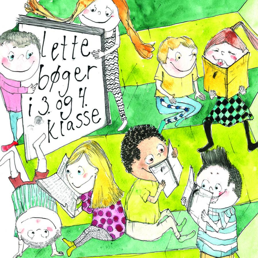 Forside: Lette bøger 3-4 klasse. 2016