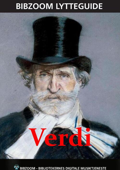 Forside: Bibzoom lytteguide til Verdi