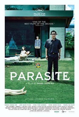 Joon-Ho Bong, Jin Won Han, Kyung Pyo Hong: Parasite